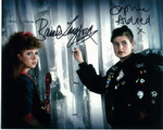 Sophie Aldred & Bonnie Langford (Doctor Who) - Genuine Signed Autograph 10345